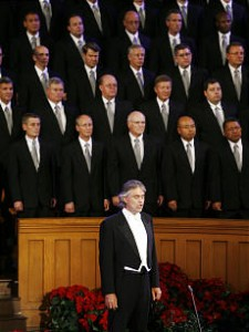 Andrea Bocelli and the Mormon Tabernacle Choir